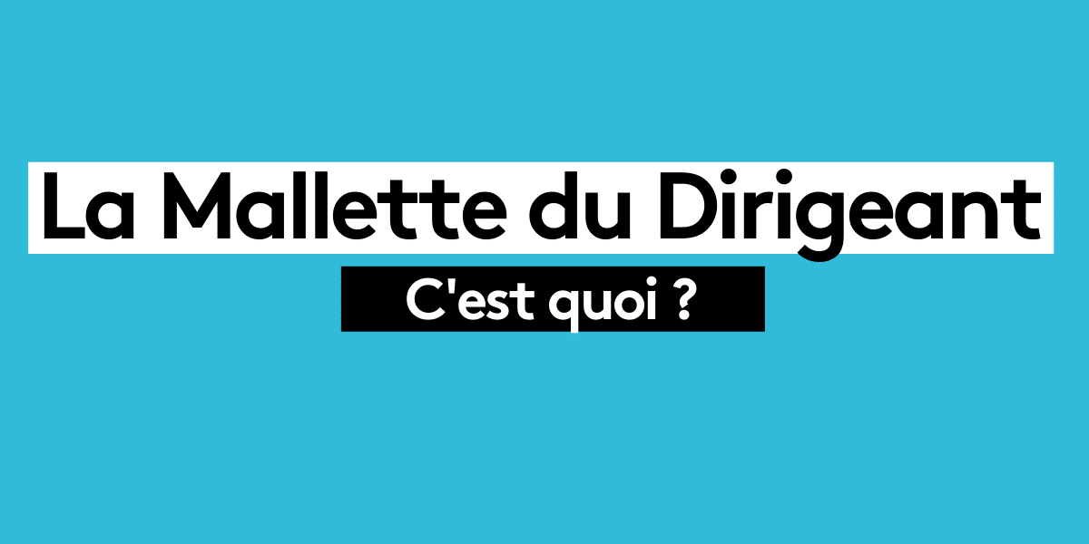 Mallette Du Dirigeant : C'est quoi ?